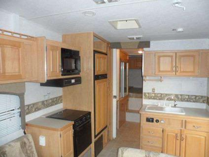 2006 thor fury 29 front sleeper toy hauler onan gen elect beds for sale in phoenix arizona