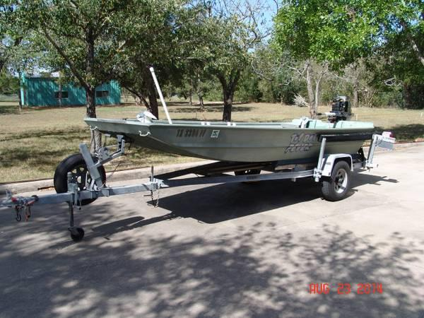 14 39 Alweld Aluminum Boat For Sale In Victoria Texas