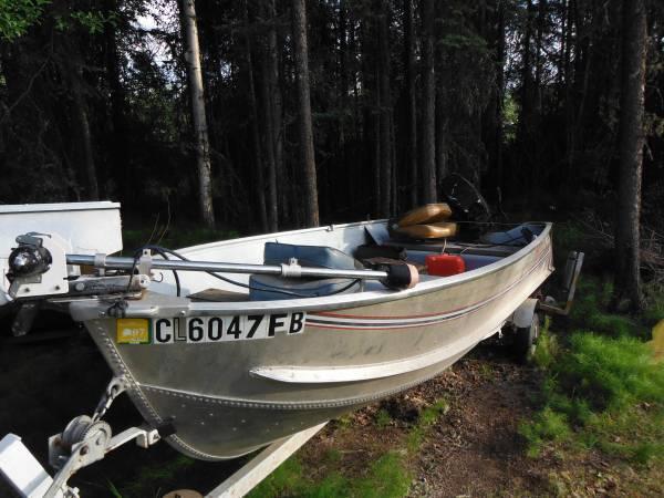 nymph sea foot hp alaska americanlisted boats fairbanks parts