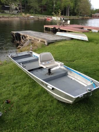 14 Ft Jon Boat Open To Trades For Sale In Harveys Lake