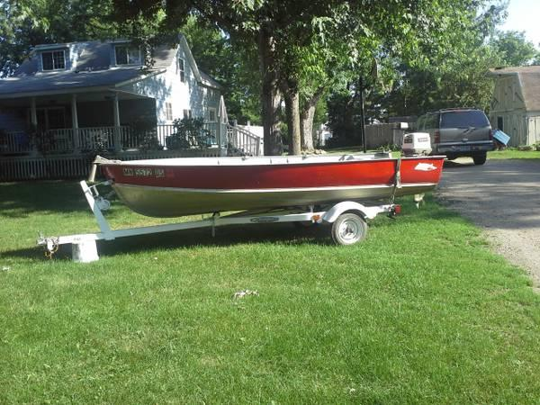 14 ft lund boat for sale in new prague minnesota for Fishing boats for sale mn