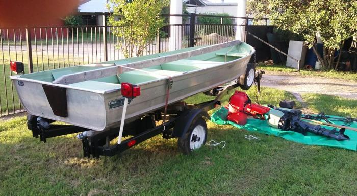 14 Ft Sears Gamefisher For Sale In Martindale Texas