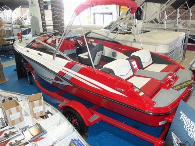 14 Glastron GTS 187 Jet Boat w/ 250hp and Trailer