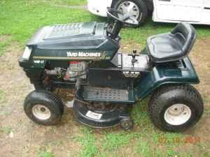 14 Hp 38 Quot Cut Yard Machine Riding Lawn Mover Beaver For