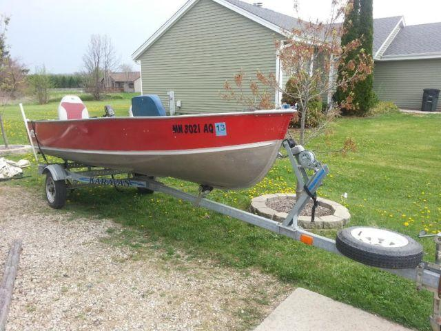 14 39 lund fishing boat 14 foot lund fishing boat in eagle for 14 ft fishing boat