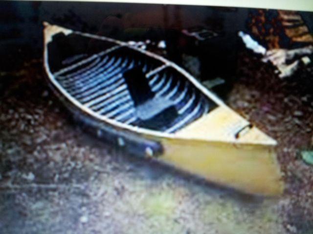 Sportspal canoe paint