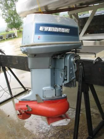 140hp Evinrude with Jet - $1000