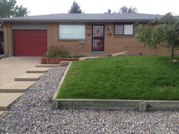 4br 1822ft Great 4 Bedroom Home W Beautiful Yard And A Garage For Rent In Denver Colorado