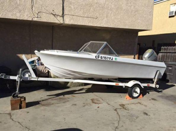 Reinell new and used boats for sale in california for Used fishing boats for sale in california