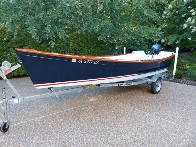 Chesapeake light craft new and used boats for sale for Skiff craft boats for sale