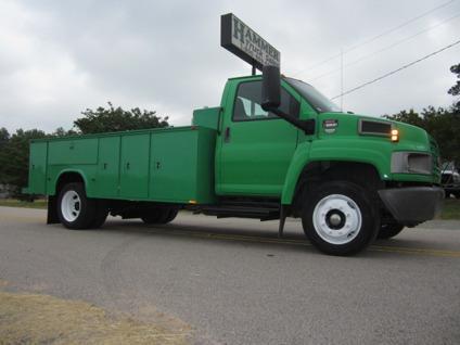 $15,900 2006 GMC C5500 13 Utility  Service  Mechanic Truck