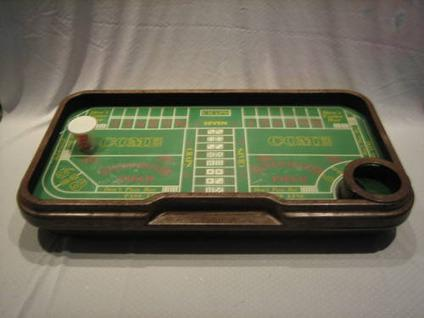 small craps table