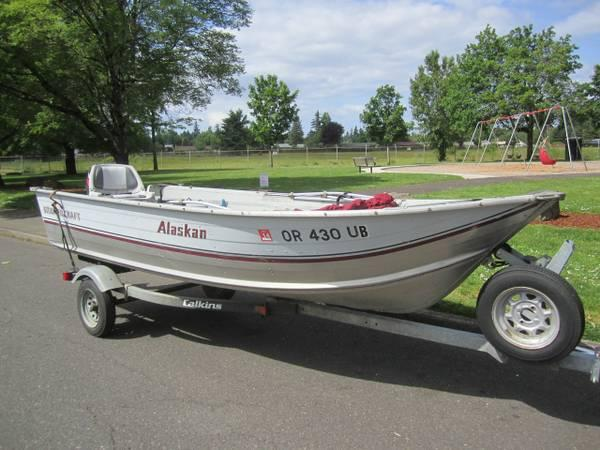 15 foot smoker craft aluminum fishing boat for sale in for Best aluminum fishing boat for the money