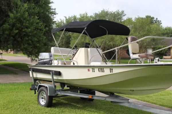 15 ft boston whaler 1988 60hp yahmaha 1996 for sale in for Outboard motors for sale houston