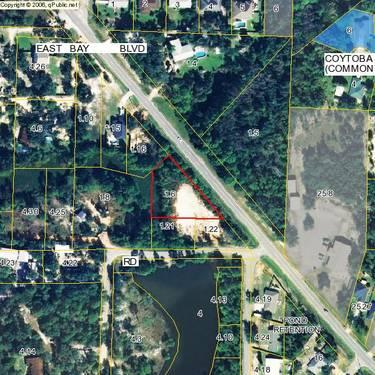 15 wooded acres of natural Florida foliage - REDUCED