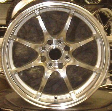 15 X 8 KONIG FLATOUT MACHINED SILVER NEW KONIG WHEELS