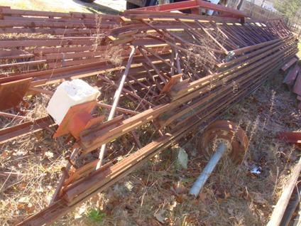 15 35 40 ft red iron trusses for sale in warner robins for 40 ft trusses for sale