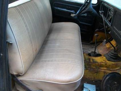 1967 1979 Ford Truck Bench Seat For Sale In Chattanooga
