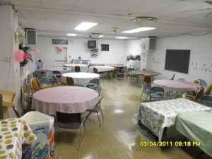 $150 Church Space for Rent (University City -