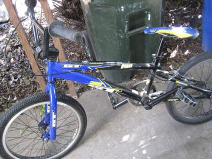$150 OBO, GT Power Series Pro BMX Bike