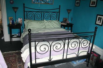 Obo Ikea Queen Noresund Bed Frame For Sale In San Diego