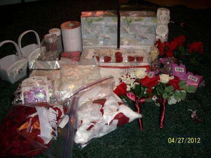 $150 Wedding Decorations