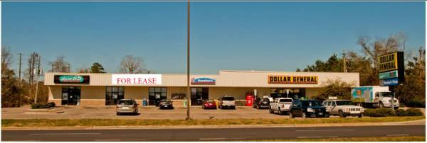 $1500 / 2000ft² - Retail Space for Lease Delco, NC