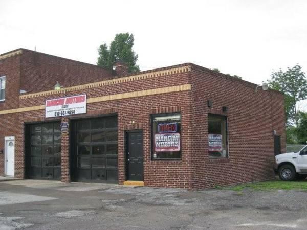 Garage Auto Repair Commercial Real Estate For Sale Delaware