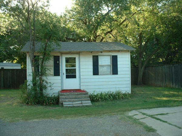 $15000 / 1br - 400ft² - House to be Moved (W. Lubbock)