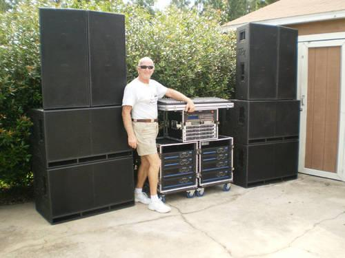 15000 watt pa system for sale for sale in gulf breeze florida classified. Black Bedroom Furniture Sets. Home Design Ideas