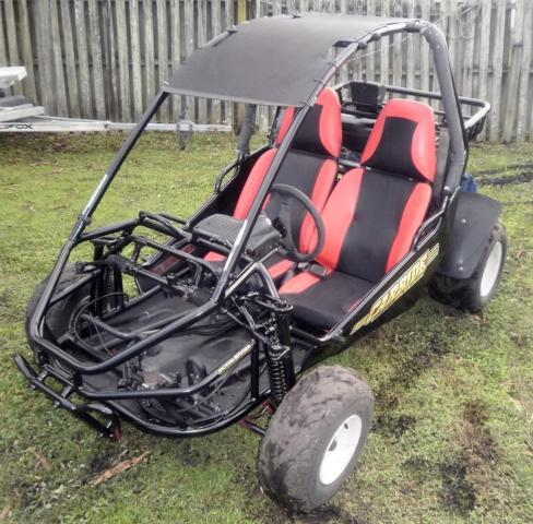 150cc Carbide Go-Cart - $1500.00 (OBO)