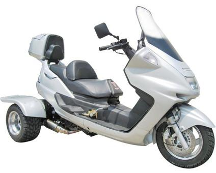 150cc New TRIKE 3-Wheel Scooter (Colors Available)