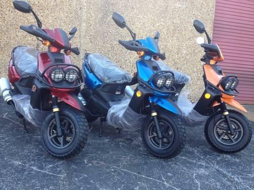 Yamaha Zuma Clone For Sale