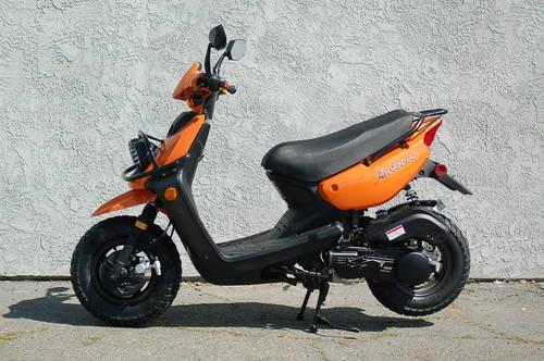 150cc ZNEN Old School Scooter      new 2013 w/0 Miles