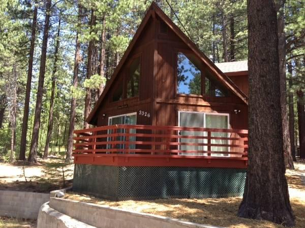 3br beautiful a frame cabin for 8 pet friendly wifi for Vacation cabin kits