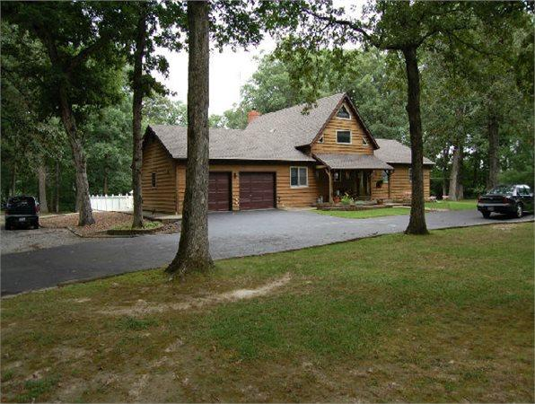 15711 State Route 177 Single-Family Home