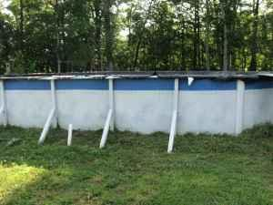15 x 30 above ground pool 1800 ardmore al 27471661 Above Ground Pools Huntsville Al
