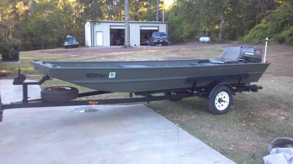 15ft alweld boat 40hp motor for sale in marshall texas classified