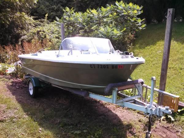 16 39 1970 correct craft mustang for sale in uncasville for Correct craft trailer parts