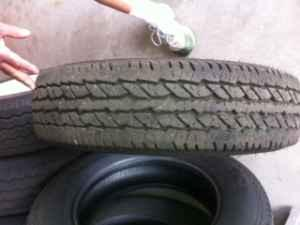16.5 10 PLY TIRES GREAT COND. - $50 (ST.LOUIS)
