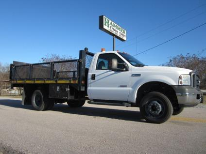 $16,900 2006 Ford F-350 XL SD 4x4 12 Flatbed