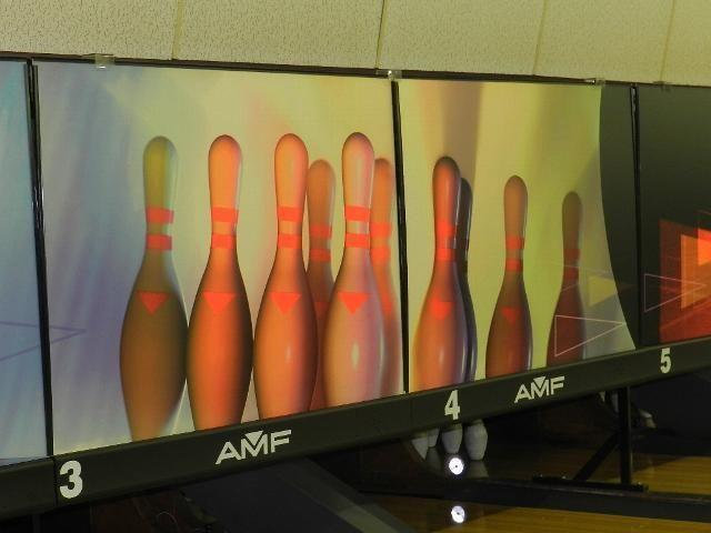 16 Bowling Alley Masking Units For Sale In Lansing