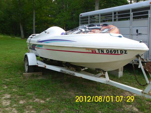 16' Donzi Jet Boat- Ski & Tube your Summer Away! for Sale ...