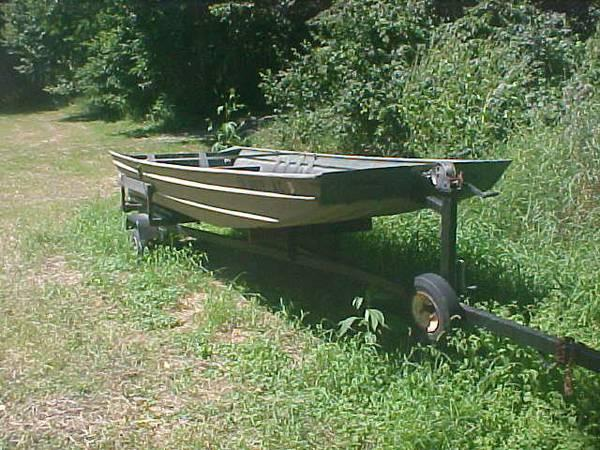 Buy Here Pay Here Indiana >> 16 FT. X-WIDE, X-DEEP QUACHITA JON BOAT - for Sale in West Lafayette, Indiana Classified ...