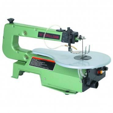 16 inch variable speed scroll saw  disc belt sander combination