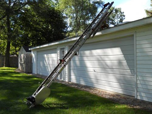 16 Ladder Hoist Shingle Elevator Lift For Sale In