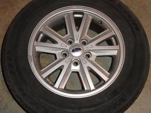 16 MUSTANG Wheels 4 with Very Good Tires