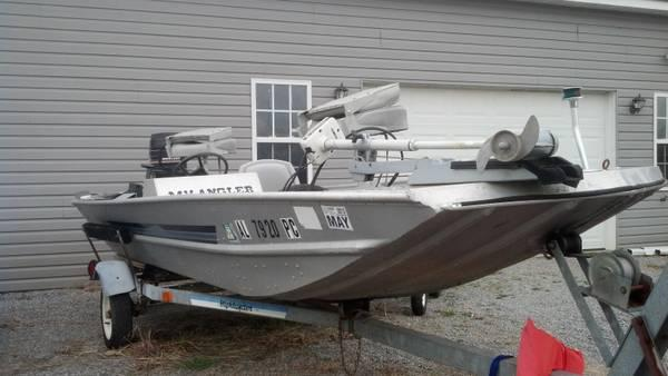 16ft aluminum fishing boat 16 foot fishing boat in