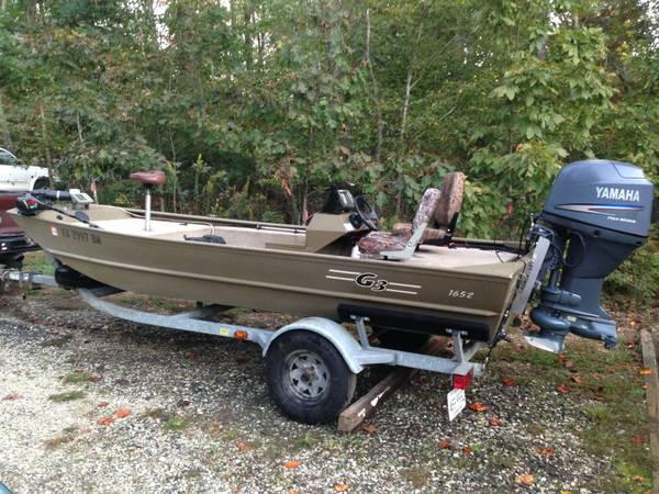 16ft G3 Yamaha 60 40 Jet For Sale In Lynchburg Virginia