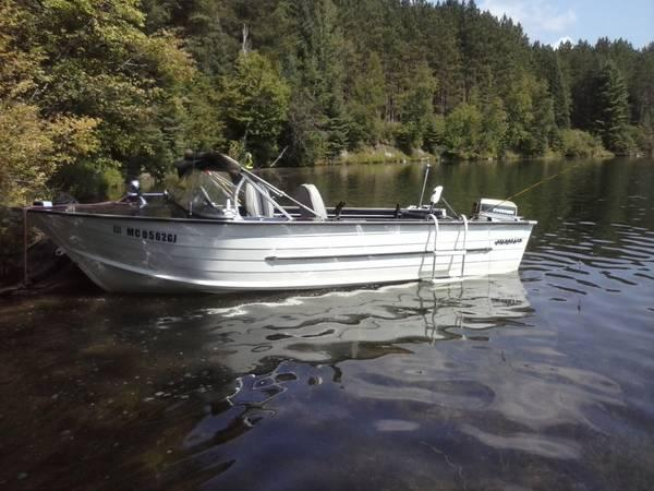 Honda Grand Rapids >> 16ft starcraft deep v - for Sale in Croswell, Michigan ...